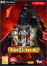 Warhammer 40,000: Dawn of War II - Retribution Game Box