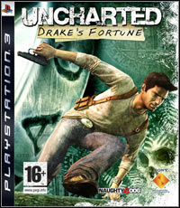 Okładka Uncharted: Drake's Fortune (PS3)