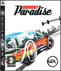 Okładka Burnout Paradise (PS3)