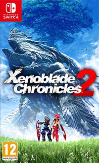 Game Xenoblade Chronicles 2 (Switch) Cover
