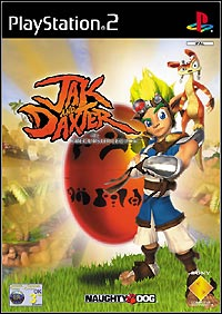 Game Jak and Daxter: The Precursor's Legacy (PS2) Cover