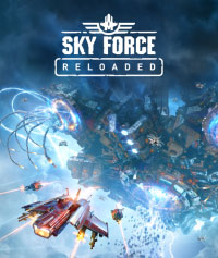 Okładka Sky Force Reloaded (PC)