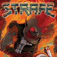 Game Strafe (PC) Cover
