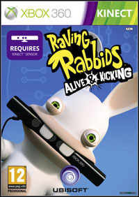 Gra Raving Rabbids: Alive and Kicking (XBOX 360)
