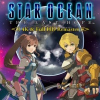 Star Ocean: The Last Hope - 4K & Full HD Remaster Game Box