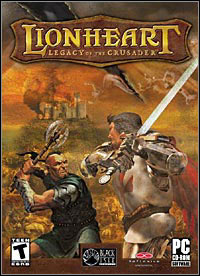 Lionheart: Legacy of the Crusader [PC]