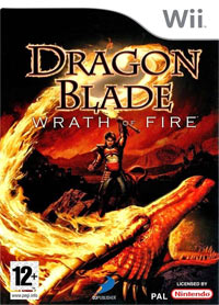 Okładka Dragon Blade: Wrath of Fire (Wii)