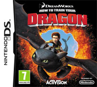 Gra How to Train Your Dragon (DS)