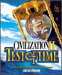 Civilization II: Test of Time Game Box