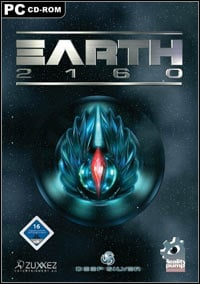 Okładka Earth 2160 (PC)