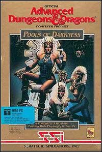 Pools of Darkness: Fantasy Role-Playing Epic Vol. IV [PC]