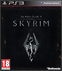 Game The Elder Scrolls V: Skyrim (PS3) Cover