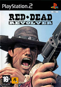 Game Red Dead Revolver (PS2) Cover