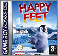 Game Happy Feet (PC) Cover