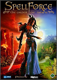 Okładka SpellForce: The Order of Dawn (PC)