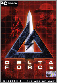 Okładka Delta Force (PC)