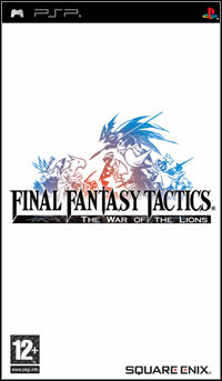 Game Final Fantasy Tactics: The War of the Lions (AND) Cover