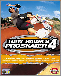 Tony Hawk's Pro Skater 4 [PC]