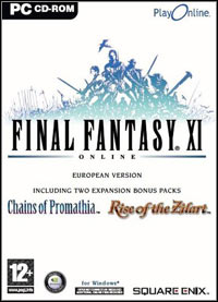 Gra Final Fantasy XI (PC)