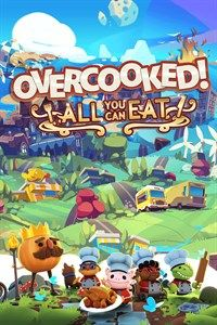 Overcooked! All You Can Eat!