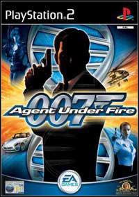 007: Agent Under Fire Game Box
