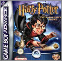 Game Harry Potter and the Sorcerer's Stone (PC) Cover