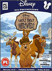 Brother Bear Game Box