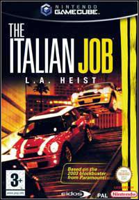 Game Italian Job: L.A. Heist (GCN) Cover