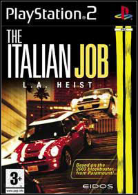 Game Italian Job: L.A. Heist (GCN) Cover