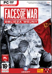 Gra Faces of War (PC)