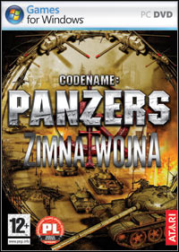 Codename: Panzers - Cold War Game Box