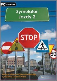 Game Symulator Jazdy 2 (PC) Cover
