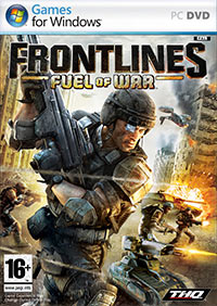 Okładka Frontlines: Fuel of War (PC)
