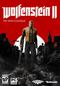 Okładka Wolfenstein II: The New Colossus (PC)