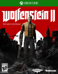 Okładka Wolfenstein II: The New Colossus (XONE)