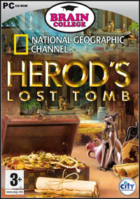 National Geographic: Herod's Lost Tomb Game Box