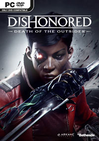 Dishonored: Death of the Outsider Game Box