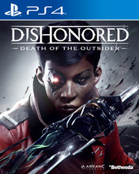 Okładka Dishonored: Death of the Outsider (PS4)