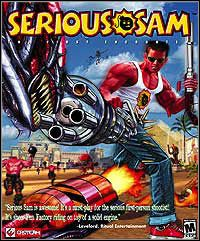 Okładka Serious Sam: The First Encounter (PC)