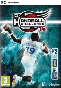 Game IHF Handball Challenge 14 (PC) Cover