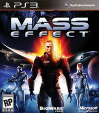 Game Mass Effect (X360) Cover