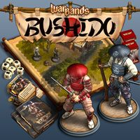 Okładka Warbands: Bushido (iOS)