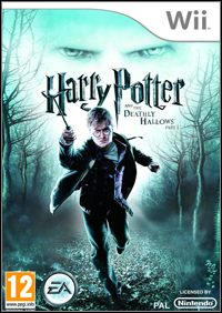 Okładka Harry Potter and the Deathly Hallows Part 1 (Wii)
