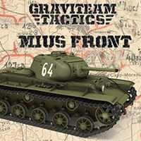 Game Graviteam Tactics: Mius-Front (PC) Cover