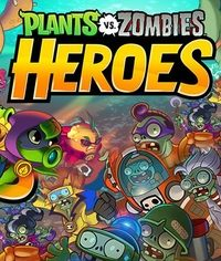 Plants vs. Zombies Heroes Game Box