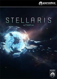Game Stellaris: Utopia (PC) Cover