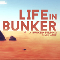 Game Life in Bunker (PC) Cover