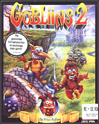 Gra Gobliins 2: The Prince Buffoon (PC)