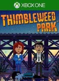 Game Thimbleweed Park (XONE) Cover