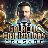 Game Galactic Civilizations III: Crusade (PC) Cover